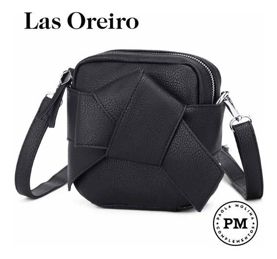 Cartera Las Oreiro Morral Bandolera Original 100% P.u Mujer