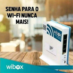 Roteador Wibox Ganhe Dinheiro Compartilhando Wi-fi