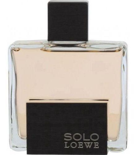 Perfume Masculino Loewe Solo Edt 125ml