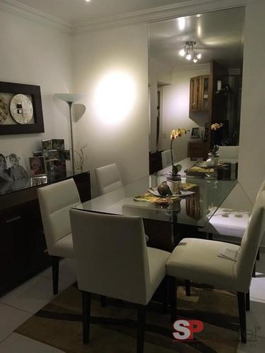 Imagem 1 de 15 de Apartamento Para Venda Com 60 M² | Vila Esperança| São Paulo Sp - Ap323703v