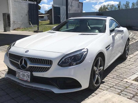 Mercedes-benz Slc 200 At 2017 Único Dueño, Fact Original