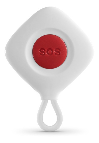 Boton Antipanico Smanos Pb1000 868mhz Emergencia Alarma