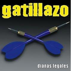 Cd Gatillazo - Dianas Legales (2007)