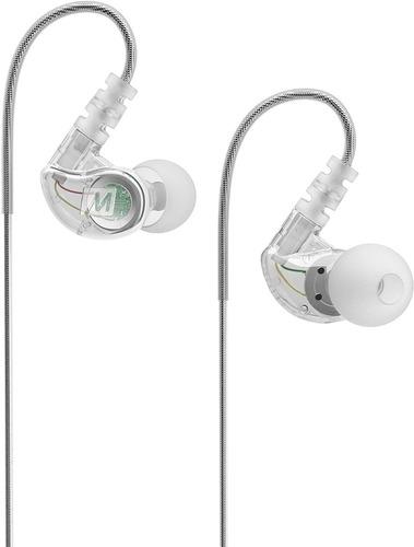Imagen 1 de 6 de Mee Audio M6 Memory Wire Inear Auriculares Ergonomicos Con C