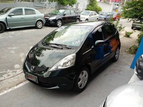 Honda Fit  Lx  Automático Recuperado