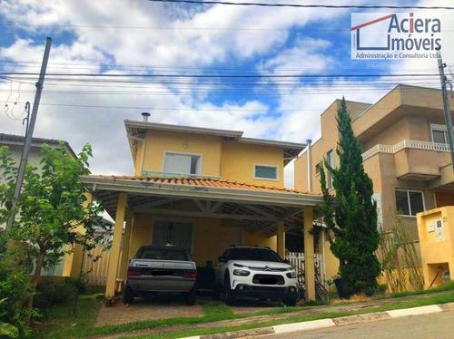 Casa Com 3 Dormitórios À Venda, 165 M² Por R$ 980.000,00 - Palm Hills - Cotia/sp - Ca2643