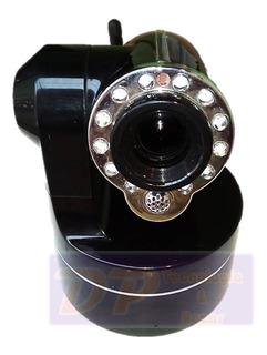 Camara Ip De Vigilancia Wifi - Lan - Audio - Vision Nocturna