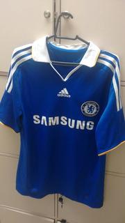 Camisa Chelsea 2008 Oficial Tam G