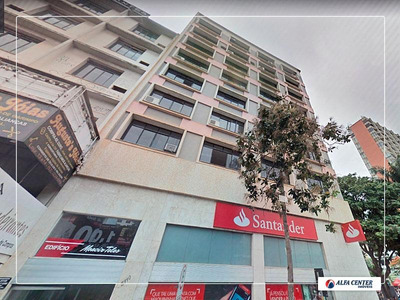 Sala Comercial Para Locação, Setor Central, Goiânia. - Sa0154