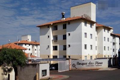 Apartamento No Residencial Parque Das Flores-xaxim - 123839