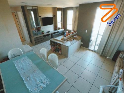 Imagem 1 de 10 de Apartamento Para Venda Em Natal, Neópolis, 2 Dormitórios, 1 Suíte, 2 Banheiros, 1 Vaga - _1-1705741