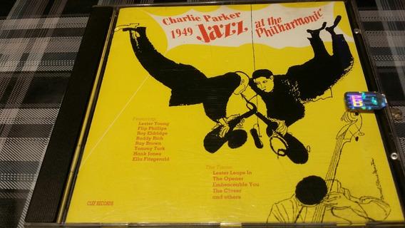 Charlie Parker - 1949 Jazz At The Philharmonic - Cd Importa
