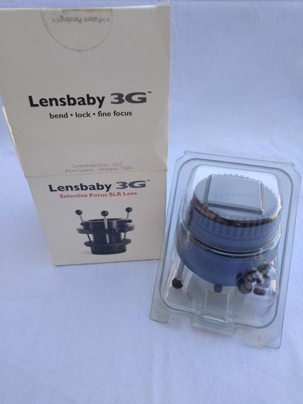 Lensbaby 3g Para Canon - Selective Focus Slr Lens