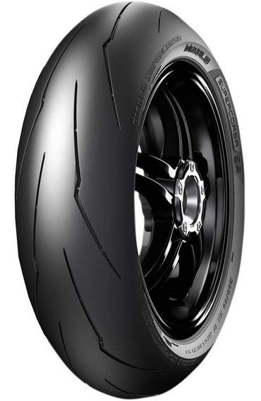Pneu Panigale 1299 200/55r17 Zr Diablo Supercorsa V3 Pirelli