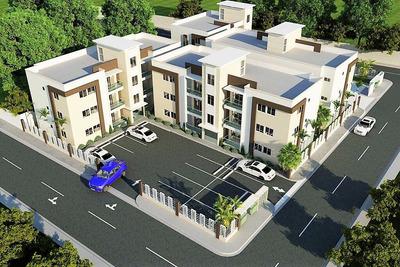 Magnifico Proyecto De Apartamentos En Construcción.