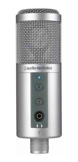 Microfone Condensador Audio-technica - Atr2500-usb