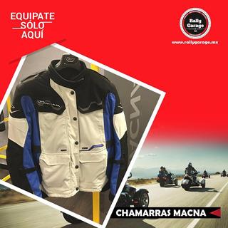 Chamarra Macna Mountain Europea Para Motocicleta.