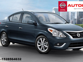 Nissan Versa Advance Mt V.e