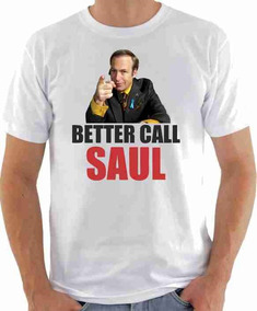 Camisa Camiseta Better Call Saul! - Breaking Bad