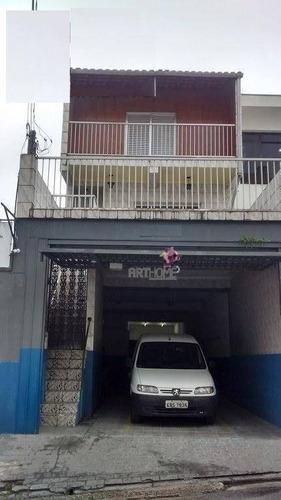 Sobrado Comercial Vila Flórida - So0367