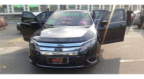 Imagem 1 de 14 de Ford Fusion 3.0 Sel Awd V6 24v Gasolina 4p Automático