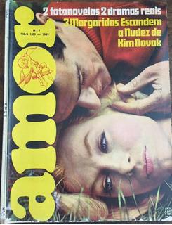 Revista Amor - Nº 7 (1969)