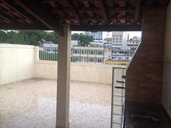Apartamento Para Venda Em Volta Redonda, Jardim Amália, 3 Dormitórios, 2 Banheiros, 1 Vaga - 023