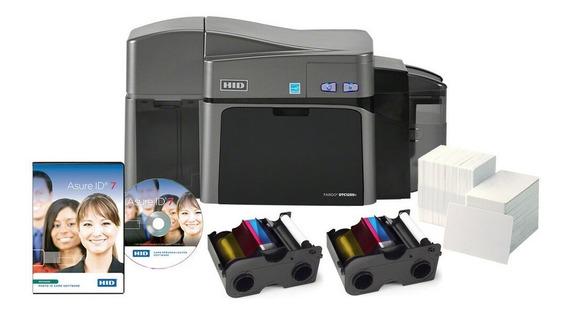 Kit De Impresora Para Credenciales Fargo Dtc1250e Doble Lado