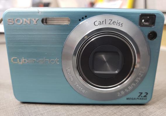 Câmera Sony Cyber Shot Dsc W120