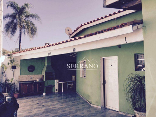Imagem 1 de 5 de Casa Com 3 Dormitórios À Venda, 110 M² Por R$ 400.000,00 - Vida Nova Ii - Vinhedo/sp - Ca0115