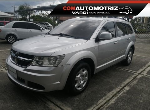 Dodge Journey Se Express Id 39225 Modelo 2009