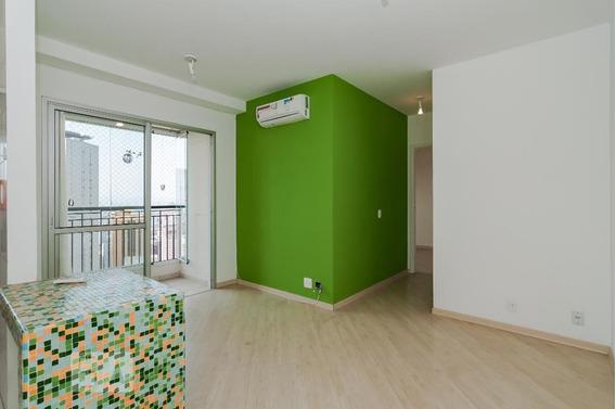 Apartamento No 20º Andar Com 1 Dormitório E 1 Garagem - Id: 892963454 - 263454