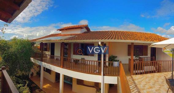 Pousada Com 15 Dormitórios À Venda, 600 M² Por R$ 3.500.000,00 - Parque Imperial - Paraty/rj - Po0001