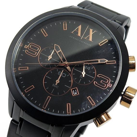 Reloj Armani Exchange Ax1350 Negro