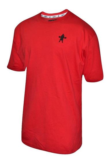 Remera Baller Brand Soft Rojo 2019