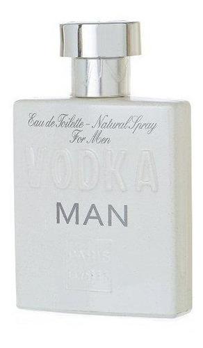 Vodka Man Paris Elysees Perfume Masculino De 100 Ml