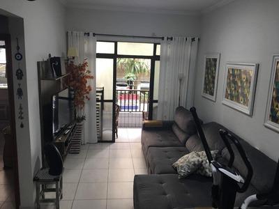 Apartamento Em Pompéia, Santos/sp De 77m² 2 Quartos À Venda Por R$ 460.000,00para Locação R$ 3.000,00/mes - Ap222120lr