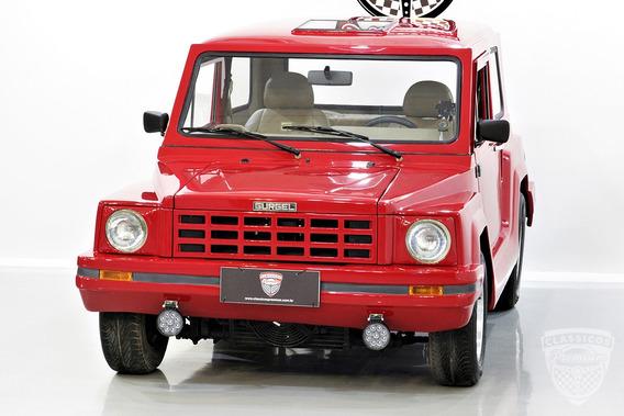 Gurgel X-12 1985 85 - Vermelho - Ar Condicionado