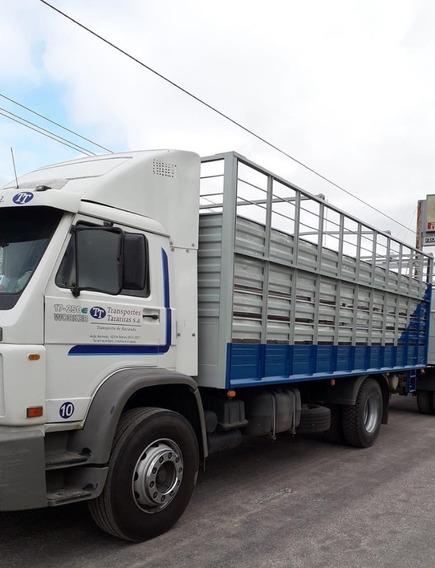 Camión Vw Worker 17250 Vendo O Permuto Por 0km