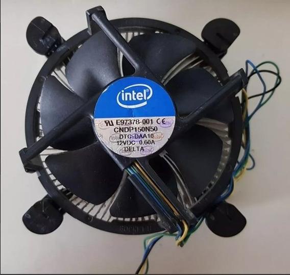 Cooler Intel Para Processadores I3, I5 E I7 Soquete Lga115x