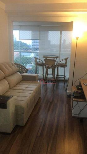 Imagem 1 de 29 de _lindo Apartamento Com Acabamento Diferenciado_ - Ap1453