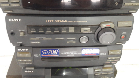 Aparelho Som Sony Lbt Xb 44