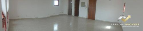 Sala Para Alugar, 50 M² Por R$ 1.150,00/mês - Vila Alto De Santo André - Santo André/sp - Sa0100