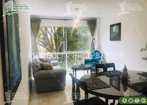 Apartamentos Amoblados Baratos En Envigado Cod: 5081
