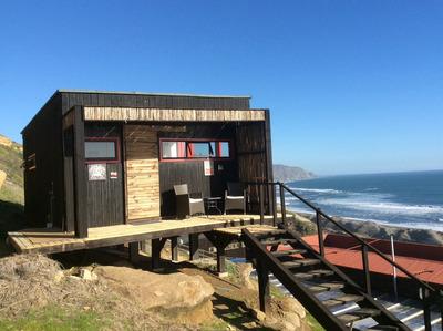 Arriendo Cabaña Para Dos Frente Al Mar Sector Matanzas