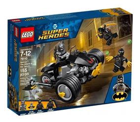 Lego Super Heroes Dc Batman: Ataque Dos Garras 76110