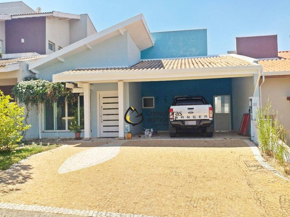 Casa Com 3 Dormitórios Para Alugar, 247 M² Por R$ 3.500,00/mês - Condomínio Yucatan - Paulínia/sp - Ca1110