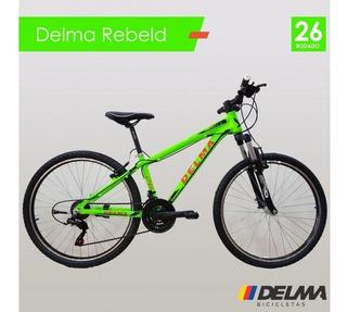 Bicicleta Delma Rebeld 26