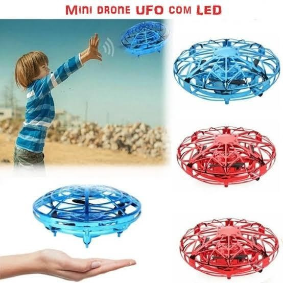 Drone Ufo Interactive Aircraft