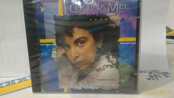 Cd Cristina Mel Gratidão